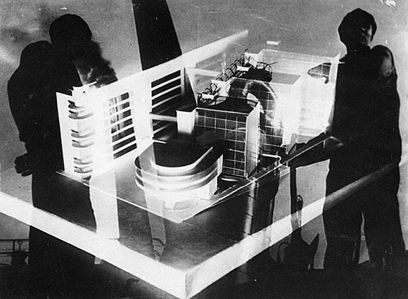 Лекция «Советский авангард в архитектуре»