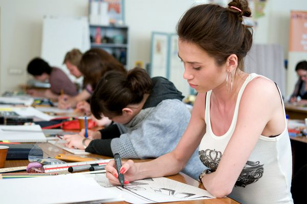 Школа рисунка и скетча