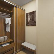 Проект двухкомнатной квартиры в Москве 57 кв. м.  Коридор