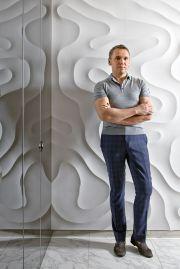 Майк Шилов (фото журнала Architectural Digest)