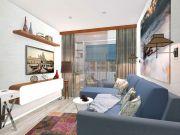 Татьяна Кострюкова: проект однокомнатной квартиры на сайте 4living.ru
