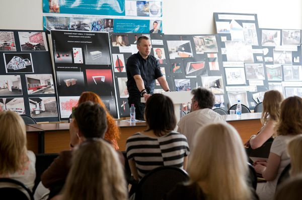Дни открытых дверей в Международной Школе Дизайна