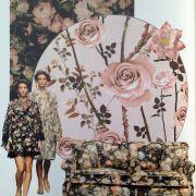 Тренды весна–лето 2014: сочетания цветов и текстур