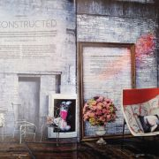 Британские трендое декора «Весна–лето 2014»: «Деконструктивизм»