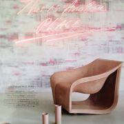 Британские трендое декора «Весна–лето 2014»: «Бледный розовый»