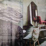 Британские трендое декора «Весна–лето 2014»: «Камень»