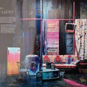 Британские трендое декора «Весна–лето 2014»: «Триппи хиппи»