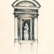 Фрагменты портиков Пантеона
