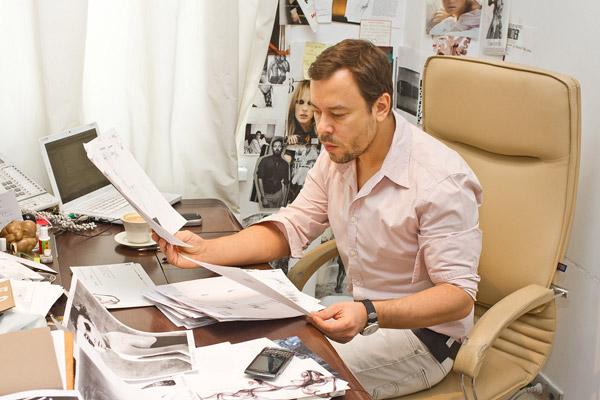 Игорь Чапурин: «В моде и бизнесе нет незначительных деталей»