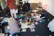 Дизайнеры – декораторы Международной Школы Дизайна побывали на Дне открытых дверей Галереи Арбен