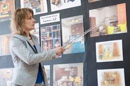 «Impression Loft» - дизайн-проект квартиры для творческих людей