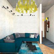 «Impression Loft» — дизайн-проект квартиры для творческих людей