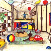 Креативный скетч с Энтони Гиббоном