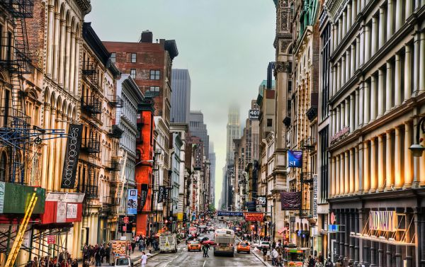 Почему мы едем в Нью-Йорк?