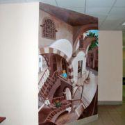 Курс «Роспись стен»