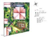 Фрагменты дипломных проектов студентов МШД по ландшафтному дизайну