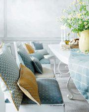 Мастер-класс «Завершаем образ. Как сочетать текстиль с другим декором: приёмы и правила, которые помогут оживить скучный интерьер»