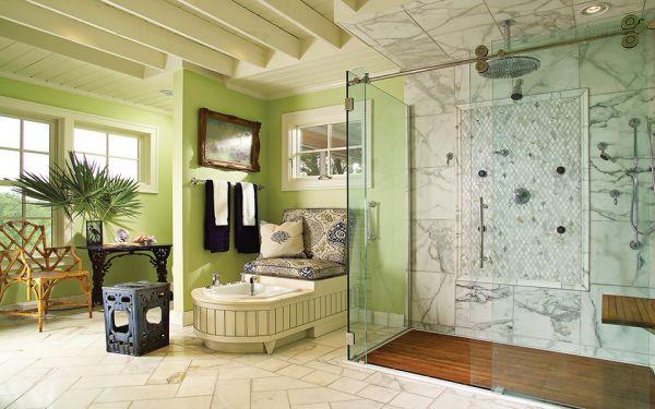«Универсальные правила дизайна ванных комнат»