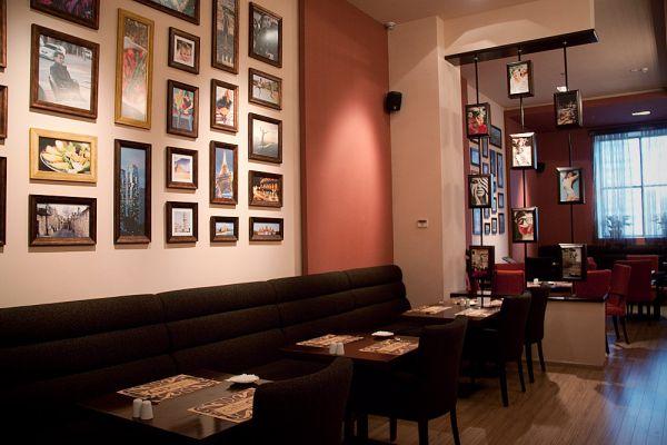 Cafe City 28 (Баку, 2012 г.). Дизайнер: Улькяр Гусейн-заде