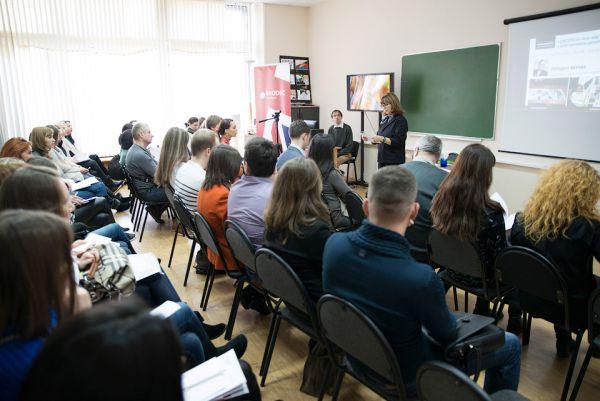 День открытых дверей в Международной Школе Дизайна: день онлайн-трансляций и практики!