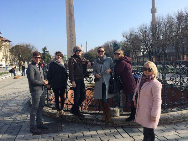 Поездка в Стамбул: дизайнерский взгляд