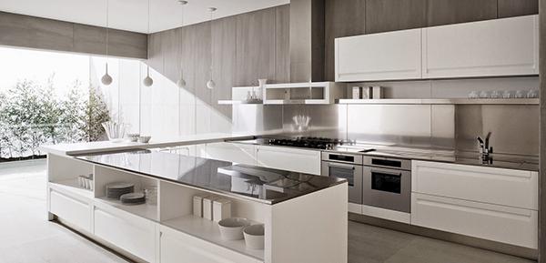 Проектирование пространства кухни