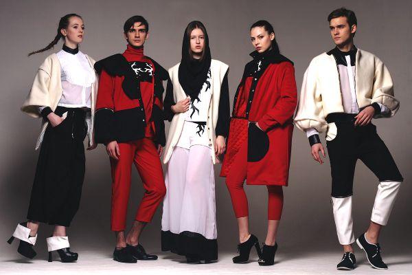 Коллекция одежды «Шаг за 20». Дизайнер: Иван Шуринов