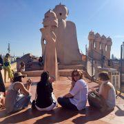 Стажировка в Барселоне: яркие впечатления, профессиональные знания и новые друзья
