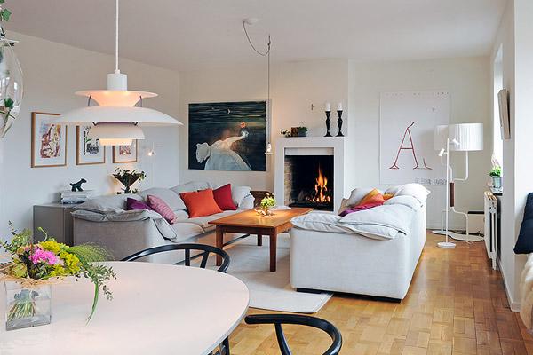Дизайн вашей квартиры в скандинавском стиле
