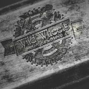 Фрагмент фирменного стиля компании «Wild Wheels» (дизайнер: Александра Идиятулина)