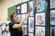 Защита курса «Проектирование офисного пространства»: 2 красных диплома!