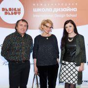 Сергей Фесенко, Эвелина Хромченко, Анна Шорина