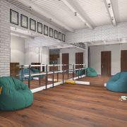 Фрагмент дипломного проекта Дмитрия Гераскина «The Loft is Art»
