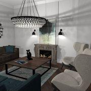 Фрагмент дипломного проекта Людмилы Макаровой «Dream House»