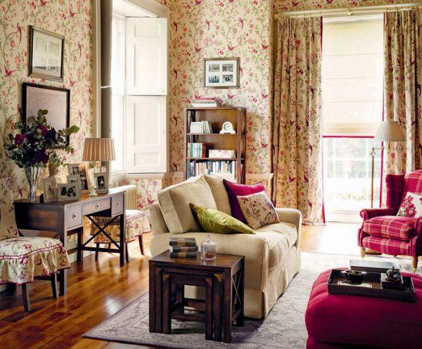 Маленькая квартира по-британски: проектирование, цвет и стиль