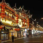 Шанхай – это Париж, Лондон и Нью-Йорк в одном городе!