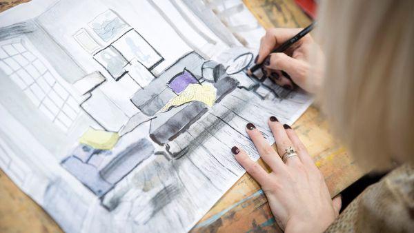 «Дизайнер» – профессия «навсегда»