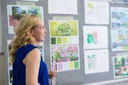 Защита дипломных проектов группы 1621 – «Ландшафтный дизайн»
