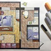 Скетч для дизайнеров и декораторов