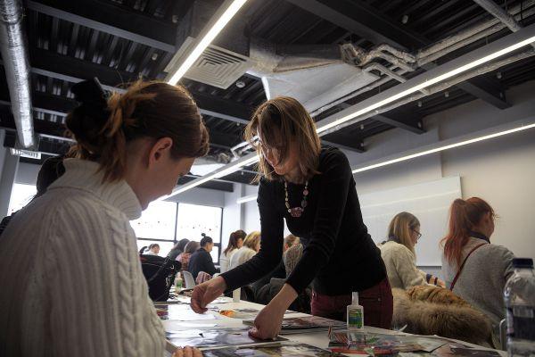 День открытых уроков в МШД/IDS прошел при полном аншлаге