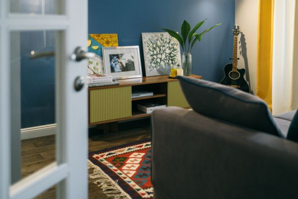 Квартира в Москве, проект дизайн-студии El Born