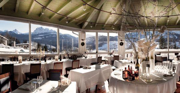 Стажировка «Дизайн-проектирование интерьеров апарт-отеля (шале) в Cortina d'Ampezzo, Италия»