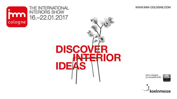 IMM Cologne 2017: модные тренды в дизайне интерьера