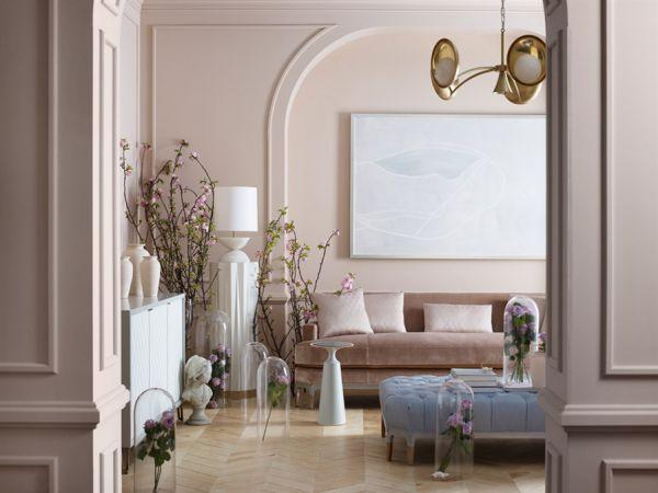 Мебель, дизайн Жан-Луи Деньо, Baker, коллекция 2017 года