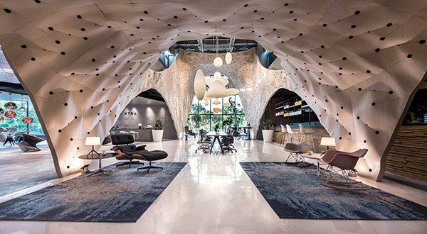 Архитектура интерьера: физические и визуальные методы работы с пространством