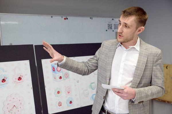 Антон Степанов, выпускник IDS