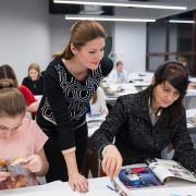 Тест-драйв курс в Международной Школе Дизайна