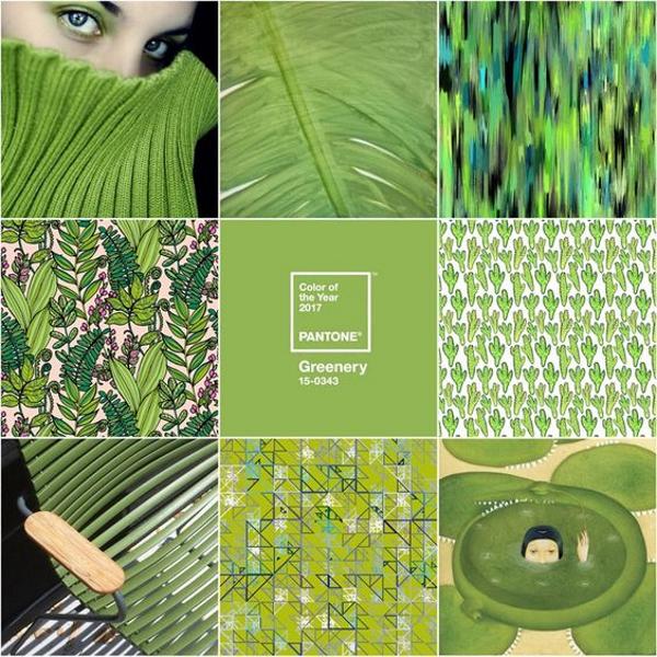 Цвет года по версии института цвета Pantone — Greenery: почему этот цвет будет актуален всегда?