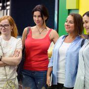 выездное занятие студентов летнего интенсива в Ампир Декор