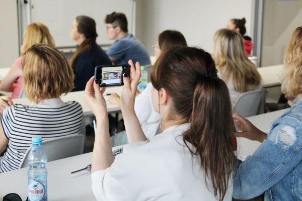 Открытая лекция Марины Ширской в IDS